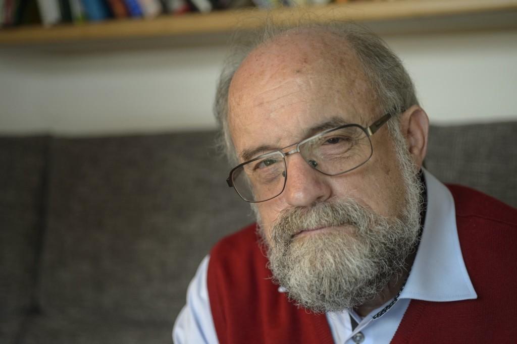 Portrait von Theo Kelz