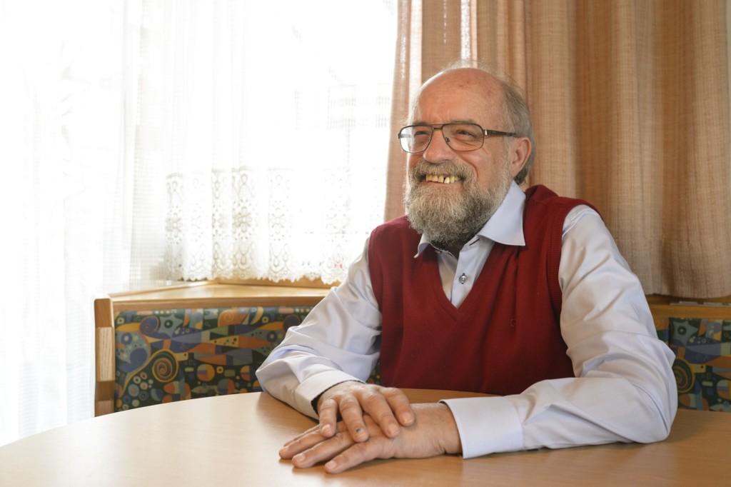 Theo Kelz ist auch als Mediator tätig